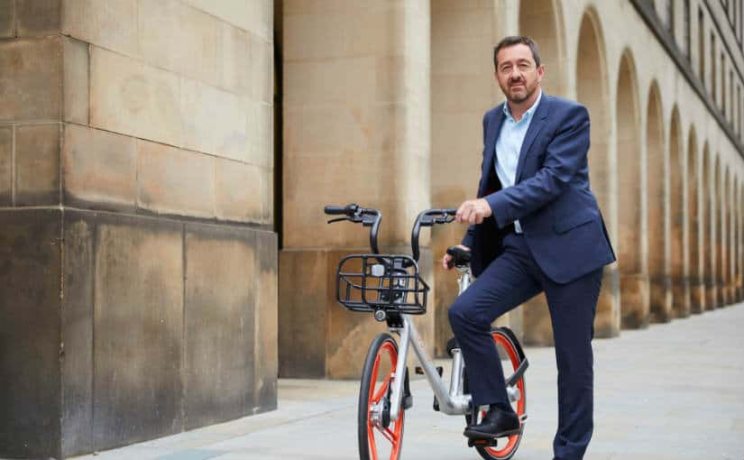 Manchester takes a huge leap forward as it aims for Dutch Style cycling across the city