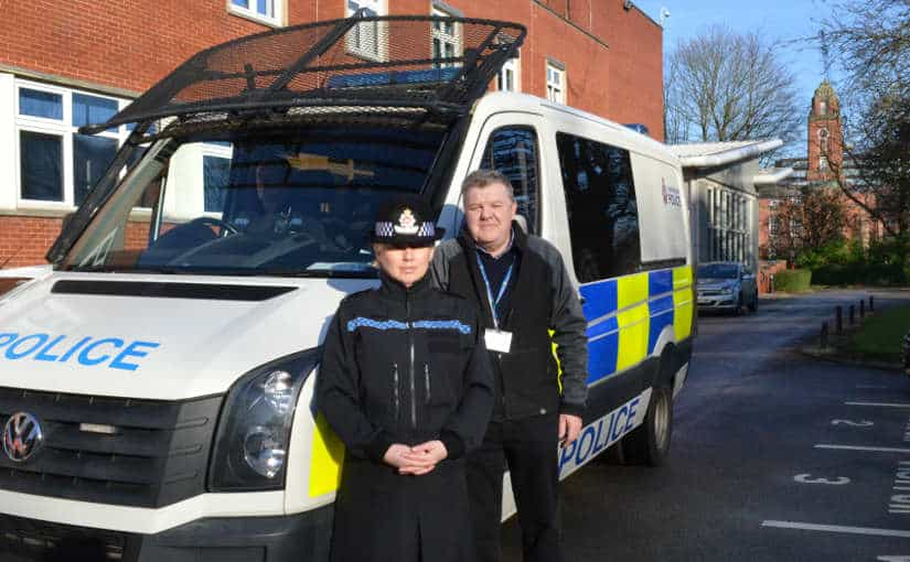 Trafford launches week of action to tackle knife crime