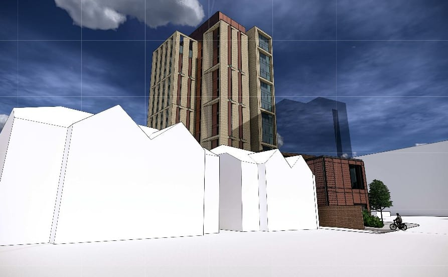 Hotel Planning Application Turned Down