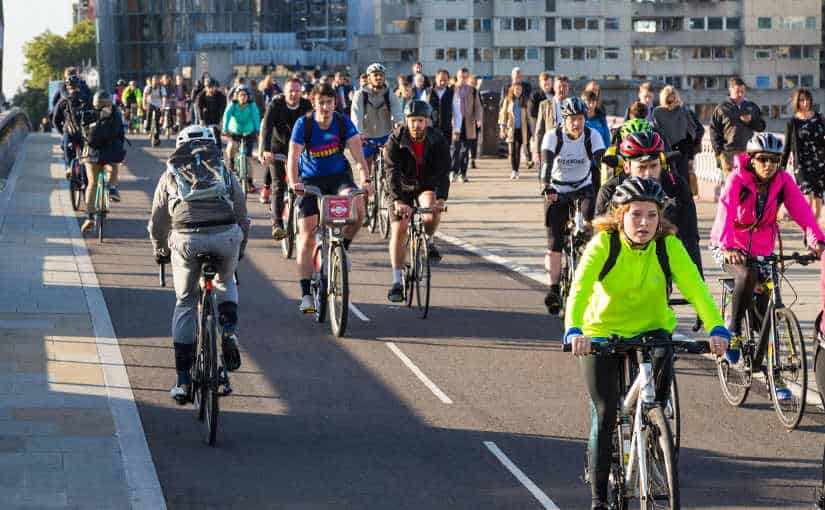 It will be the 'the UK's largest inner city walking and cycling route' – and hundreds wanted their say