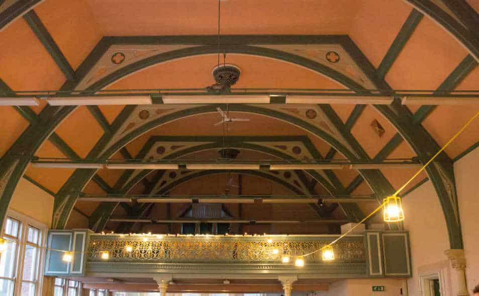 Stretford Public Hall gets permission to restore the ballroom