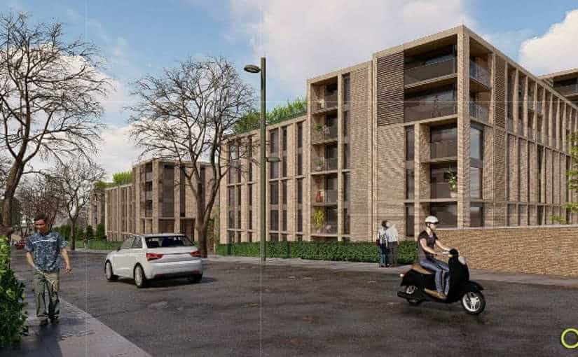 Outline Plans for B&Q site submitted