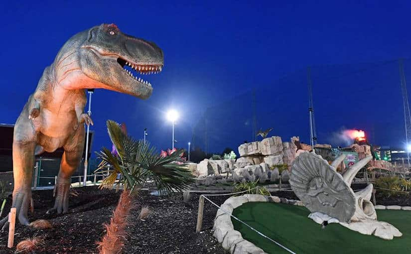 Covid-19 cases cause temporary closure of Dinofalls and Golf Centre