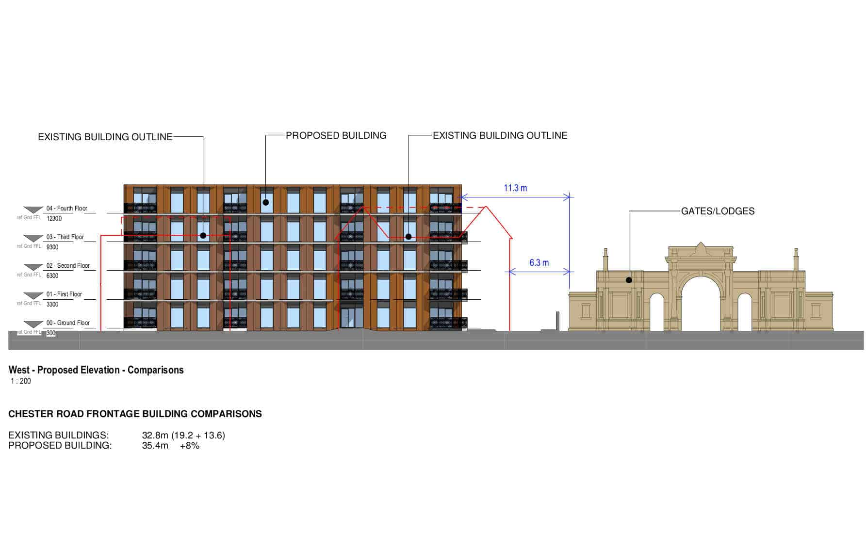 Greatstone Hotel flats rejected by planners