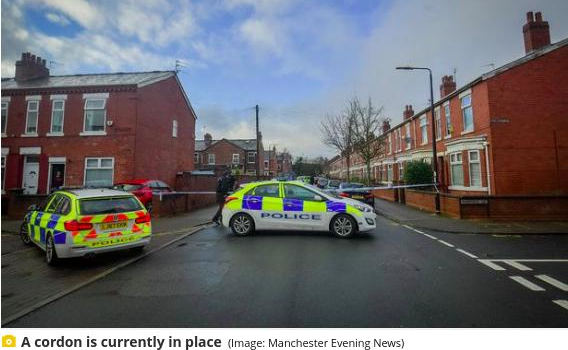Incident in Gorse Hill